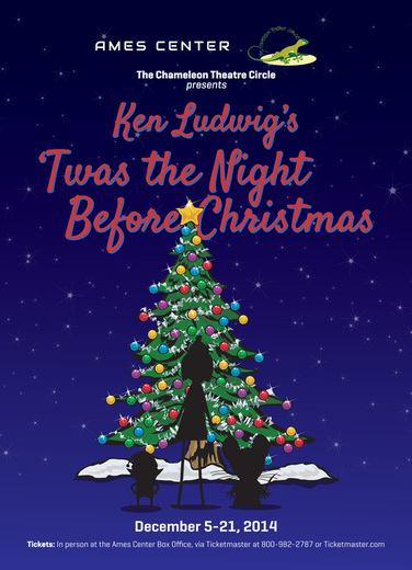 "Chameleon Theatre Circle's ""Twas The Night Before Christmas"""